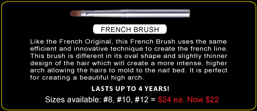 french brush
